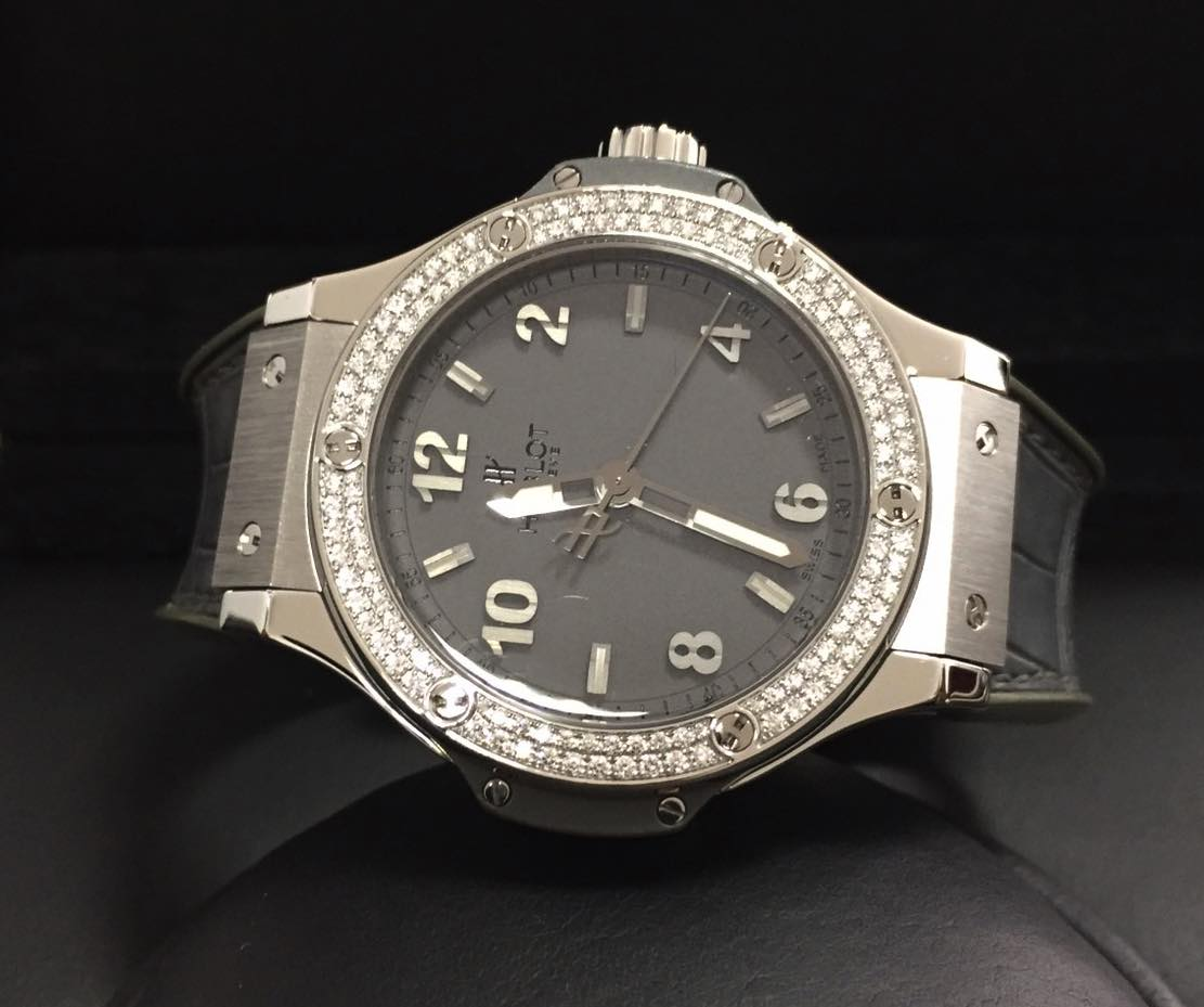 Hublot Big Bang Steel 38 mm