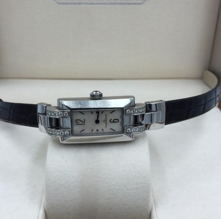 Jaeger LeCoultre Ideale Ladies Watch
