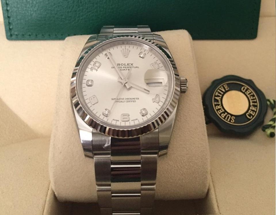 Rolex ref115234