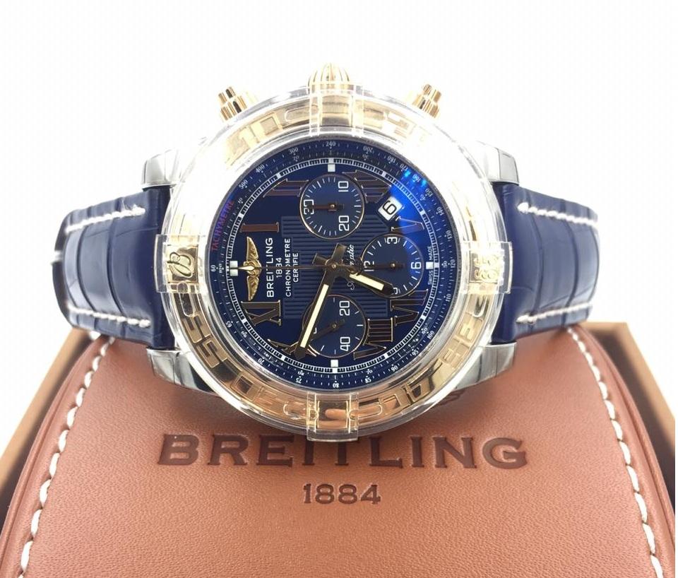 Breitling chronomat 44 Blue