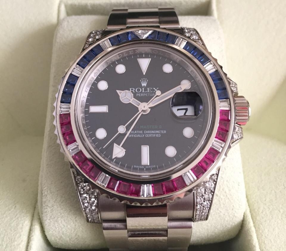 Rolex GMT  ref 116759saru