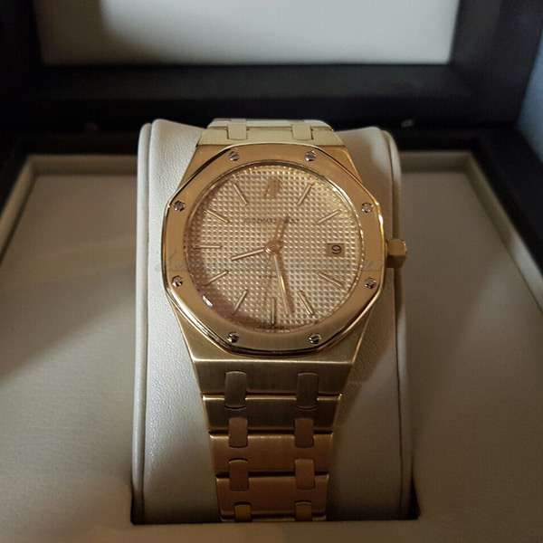 Audemars Piguet Royal Oak Automatic 35 mm