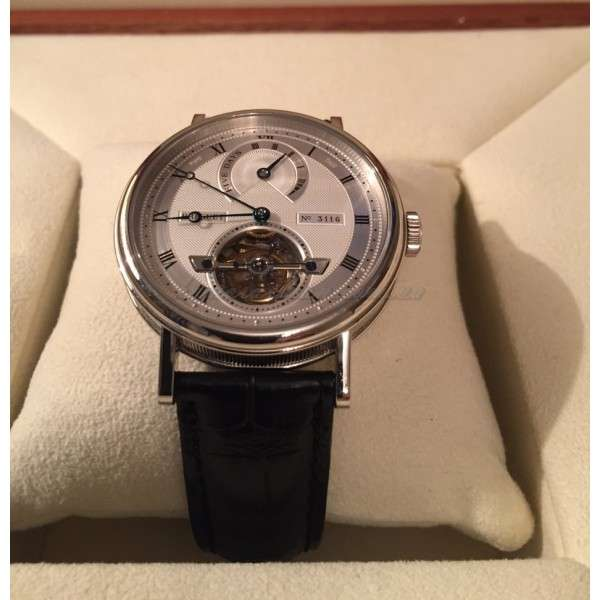 Breguet Tourbillon Complications