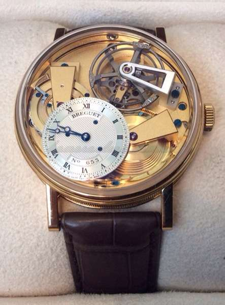Breguet Tradition 7047 Fusee Tourbillon