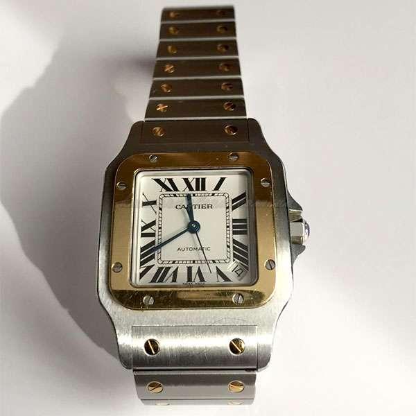 Cartier Santos de Cartier Galbee Extra Large