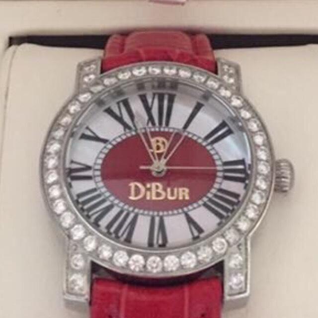 Часы DiBur с 49 бриллиантами