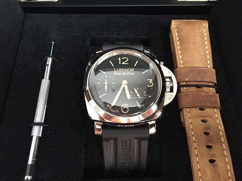 Officine Panerai Luminor 1950 3 Days Power Reserve