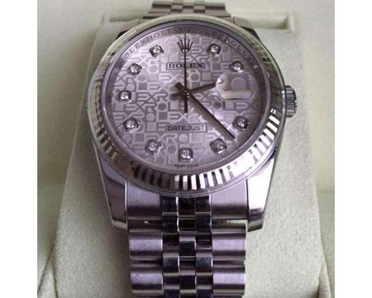 Rolex Oyster Datejust 116234
