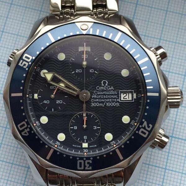 Omega Seamaster Chronograph 42 mm