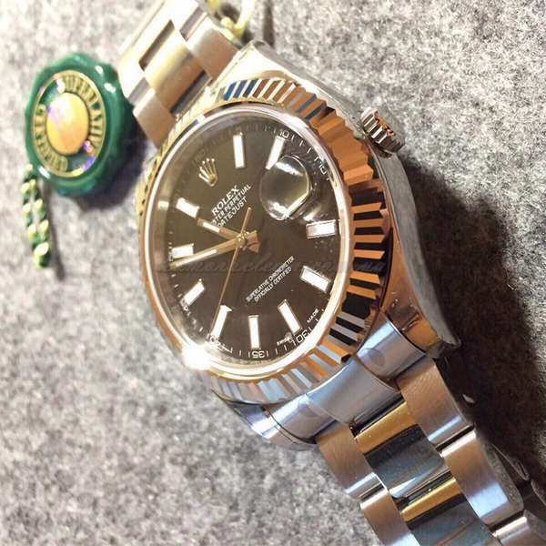 Rolex DATEJUST II 41MM dyster perpetual 116334