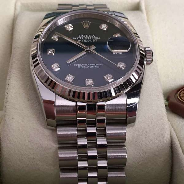 Rolex Oysters Perpetual Datejust 36mm