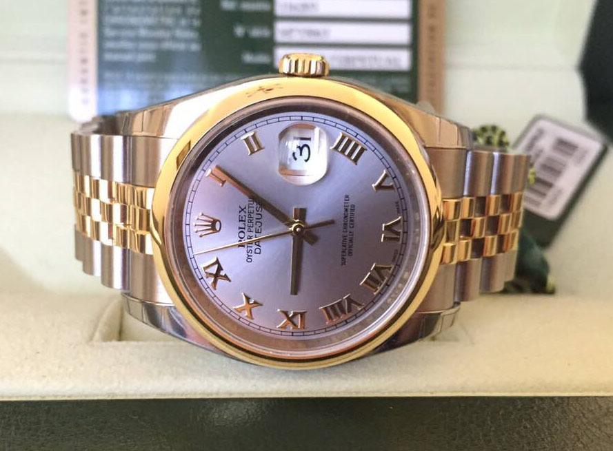 Rolex 116203