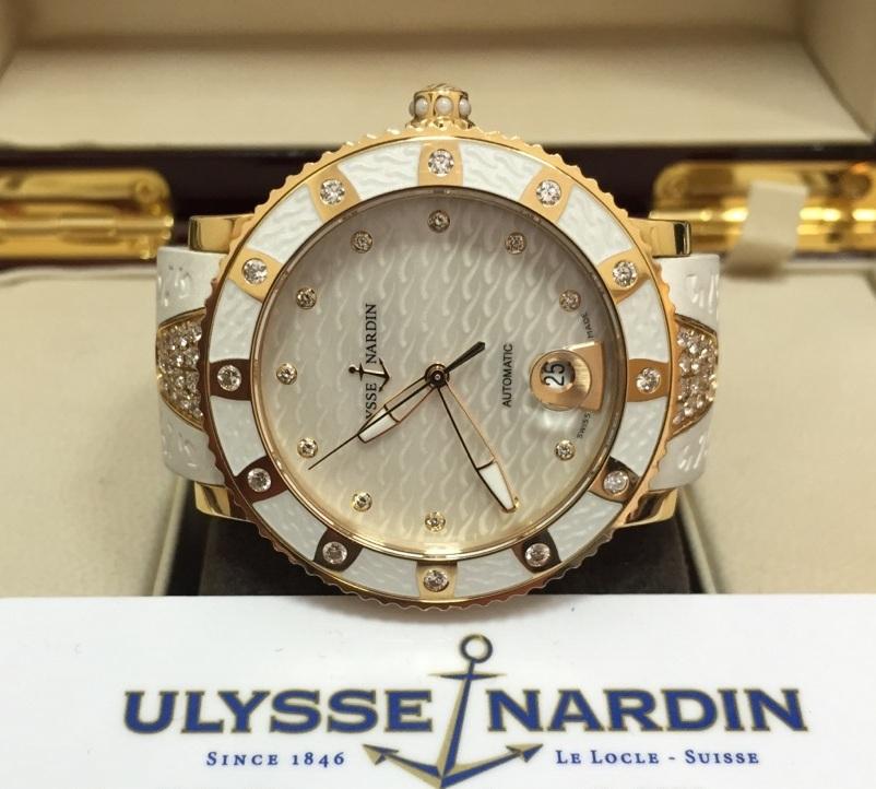 Ulysse Nardin ref:8106-101