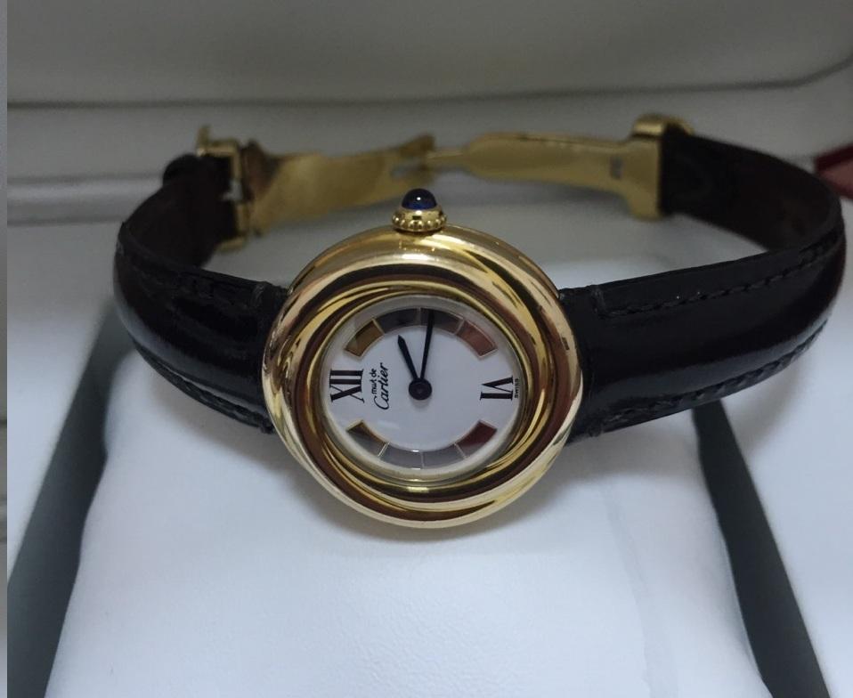 Cartier Must De ref: 2735